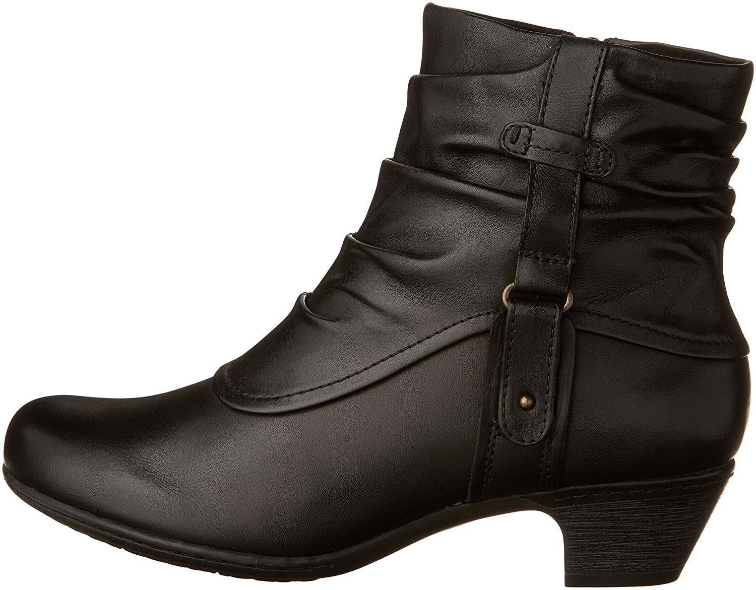 Cobb Hill Rockport Women's Alexandra Boot B00B9FV3FG 7.5 C/D US|Black