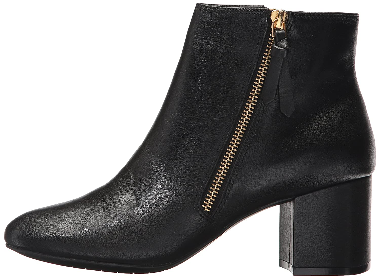 Cole Haan Women's Saylor Grand Bootie II Ankle Boot B01N5UZ3FY 10.5 B(M) US Black Leather