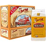 Bob's Red Mill 10 Grain Pancake and Waffle Whole Grain Mix, 26 Ounce (Pack of 4)