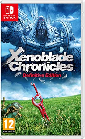 Xenoblade Chronicles: Definitive Edition - Nintendo Switch: Amazon ...