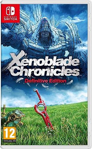 Xenoblade Chronicles: Definitive Edition: Amazon.es: Videojuegos