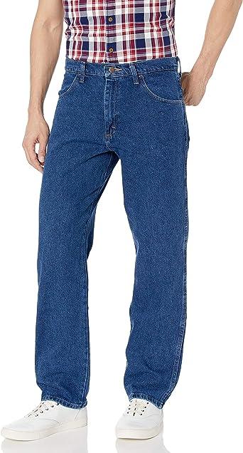 Amazon Com Maverick Pantalones Vaqueros Sueltos Para Hombre Clothing