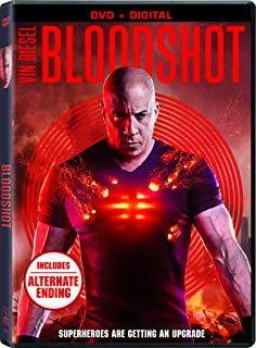 Book Cover: Bloodshot