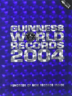 Guinness world records 2001 editor 9781892051011 amazon books guinness book of world records 2004 ccuart Gallery