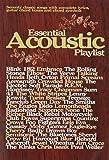 Essential Acoustic Playlist: (Guitar)