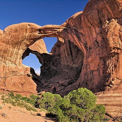 Amazon Com Double Arch Arches National Park Utah Usa