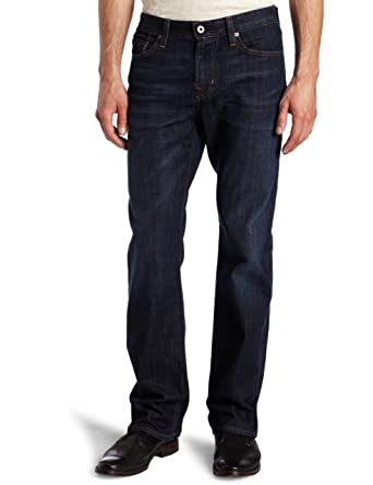 Amazon.com: AG Adriano Goldschmied Men's The Protégé Straight-Leg Jean In  Hunts: Clothing