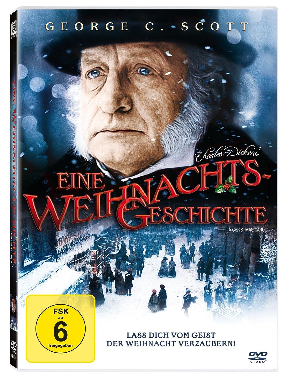 Charles Dickens - Eine Weihnachtsgeschichte: Amazon.de: George C ...