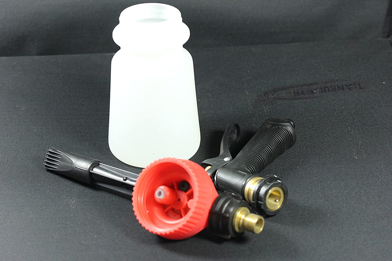 Car wash foam gun sprayer to be used with water hose cleaners amazon canada
