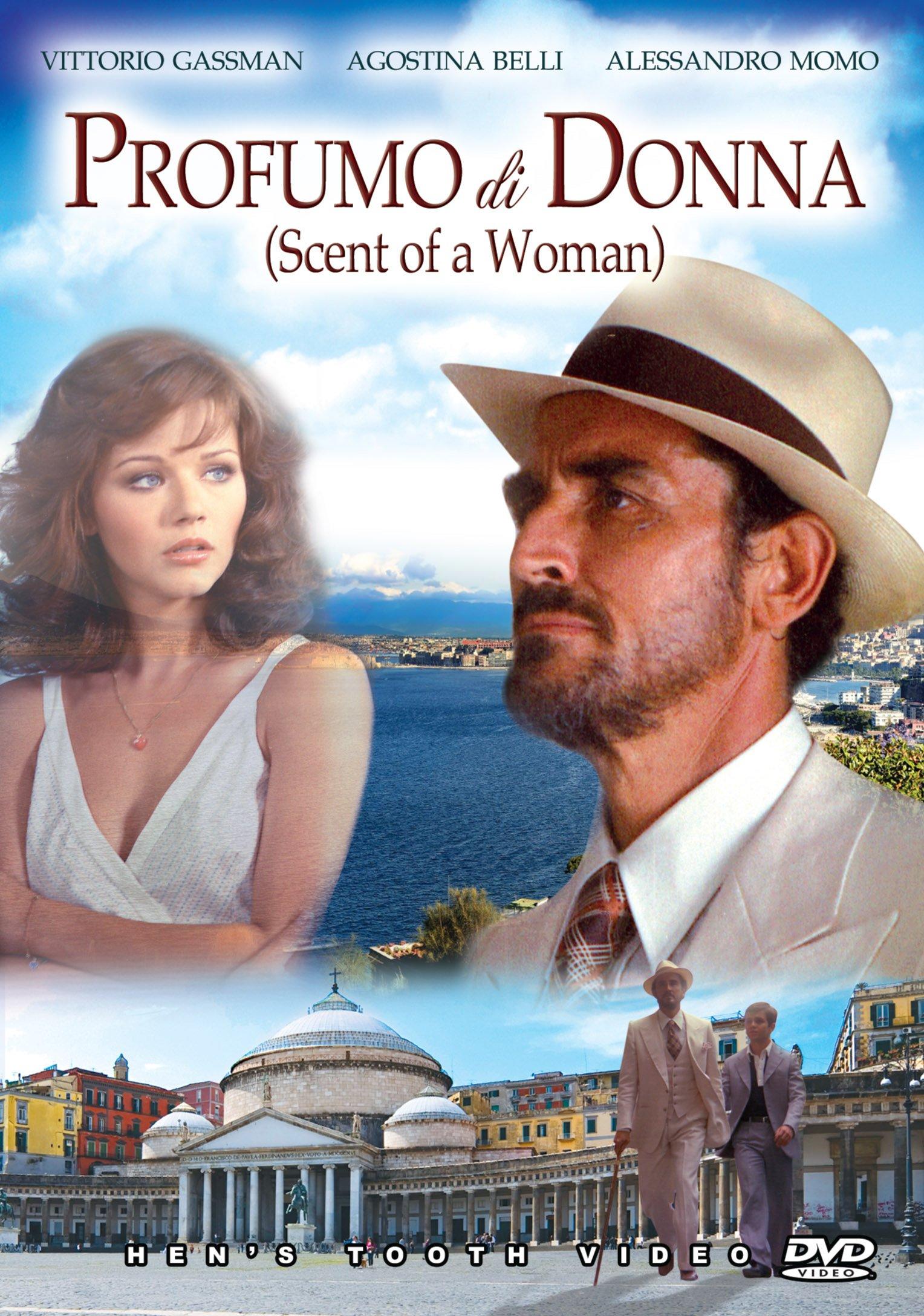 DVD : Profumo Di Donna (DVD)