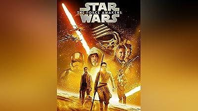 Star Wars: The Force Awakens (4k UHD)