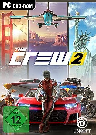 The Crew 2 [Importación alemana]: Amazon.es: Videojuegos
