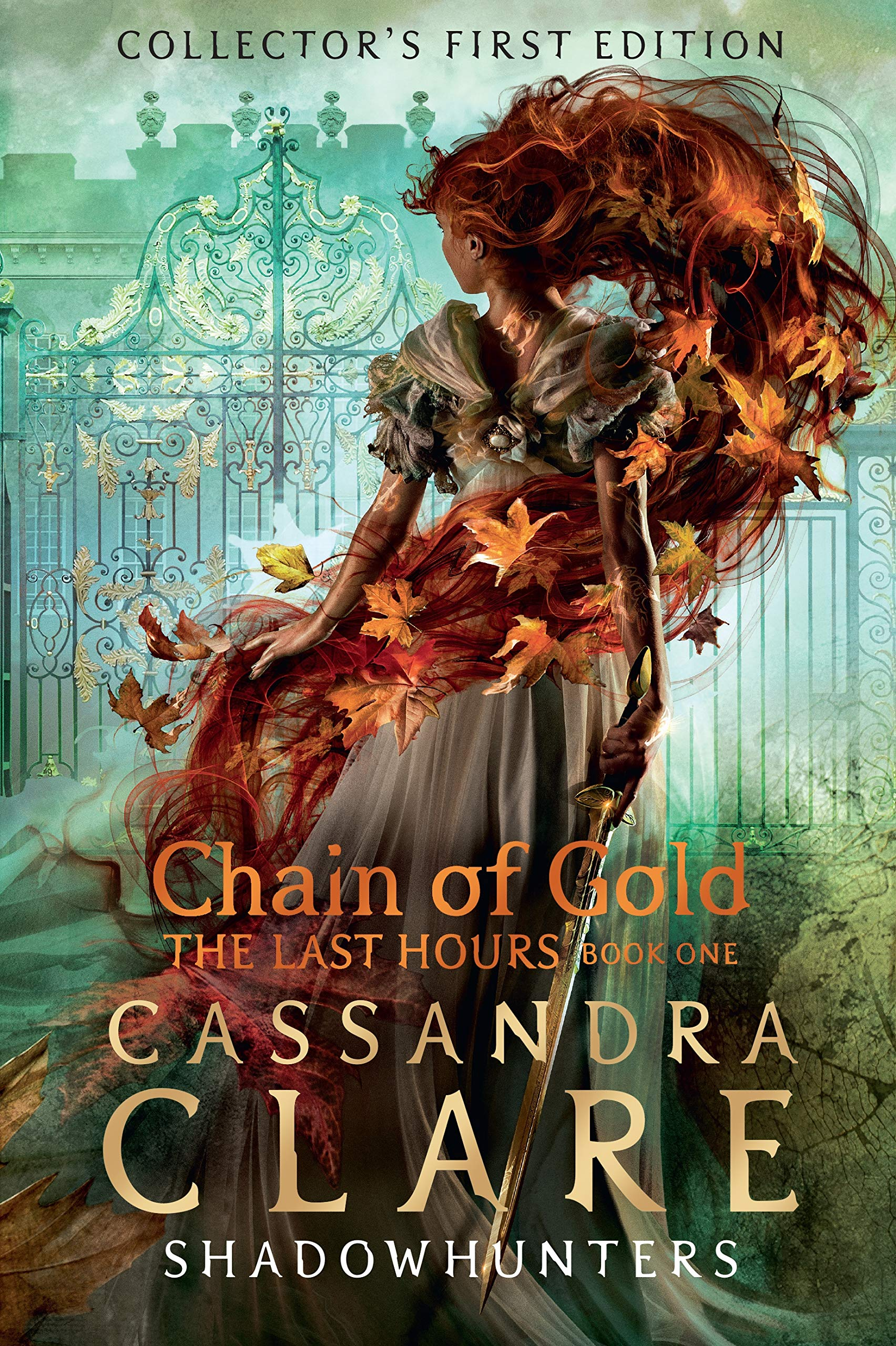 Amazon.fr - The Last Hours: Chain of Gold - Clare, Cassandra - Livres