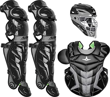 Image Unavailable. Image not available for. Color  All-Star Adult System7  Axis Pro Catcher s Set e68725272285
