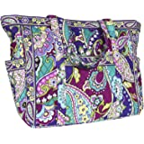 Vera Bradley Womens Get Carried Away Tote