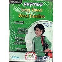 Rhymes Long Vowel Word Families