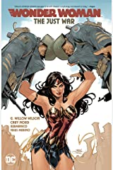 Wonder Woman (2016-) Vol. 1: The Just War Kindle Edition