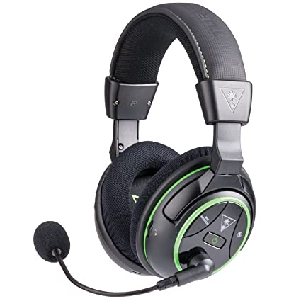 1e4d814ad99 Amazon.com: Turtle Beach - Ear Force Stealth 500X Premium Fully Wireless  with Surround Sound Gaming Headset - Xbox One: Video Games