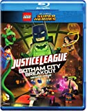 LEGO DC Comics Super Heroes: Justice League: Gotham City Breakout (Blu-ray + DVD + Digital HD + Includes Nightwing Lego…