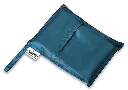 Nod-Pod Sábana para Saco de Dormir - Individual - Azul Verde