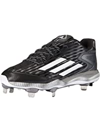 adidas Performance Mens PowerAlley 3 Baseball Shoe