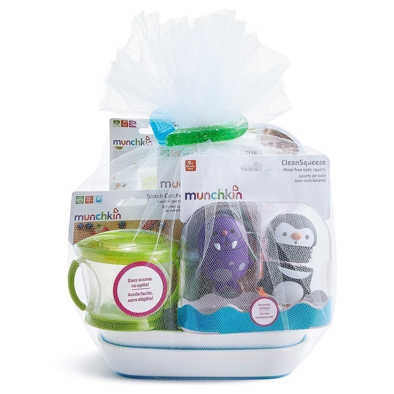 Munchkin 1st Birthday Gift Basket, Neutral