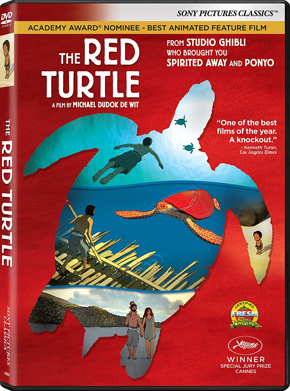 Amazon Com The Red Turtle Michael Dudok De Wit Vincent Maraval Toshio Suzuki Pascal Caucheteux Gregoire Sorlat Prima Linea Productions Why Not Productions Wild Bunch Movies Tv