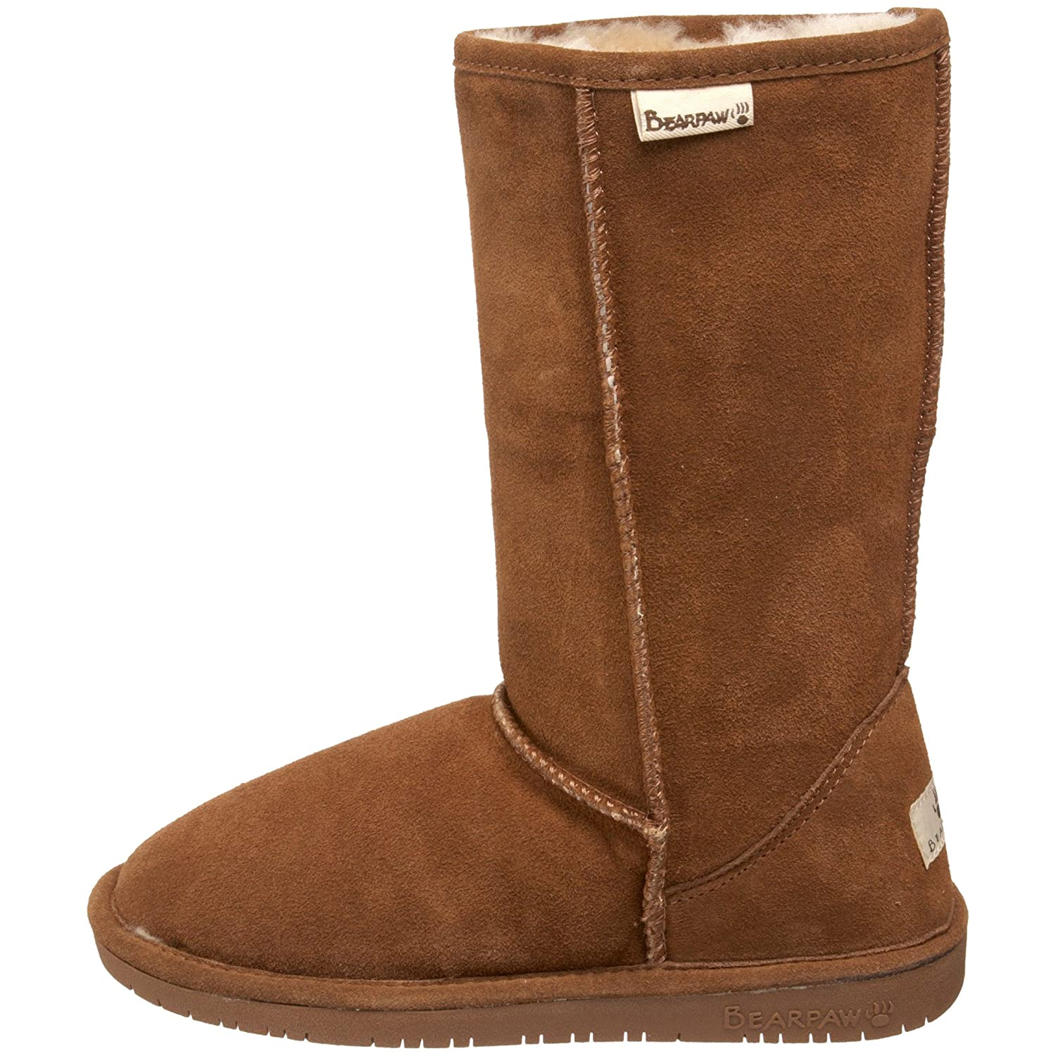 BEARPAW Fell Emma 10 Damen Stiefel mit Fell BEARPAW e1e73f