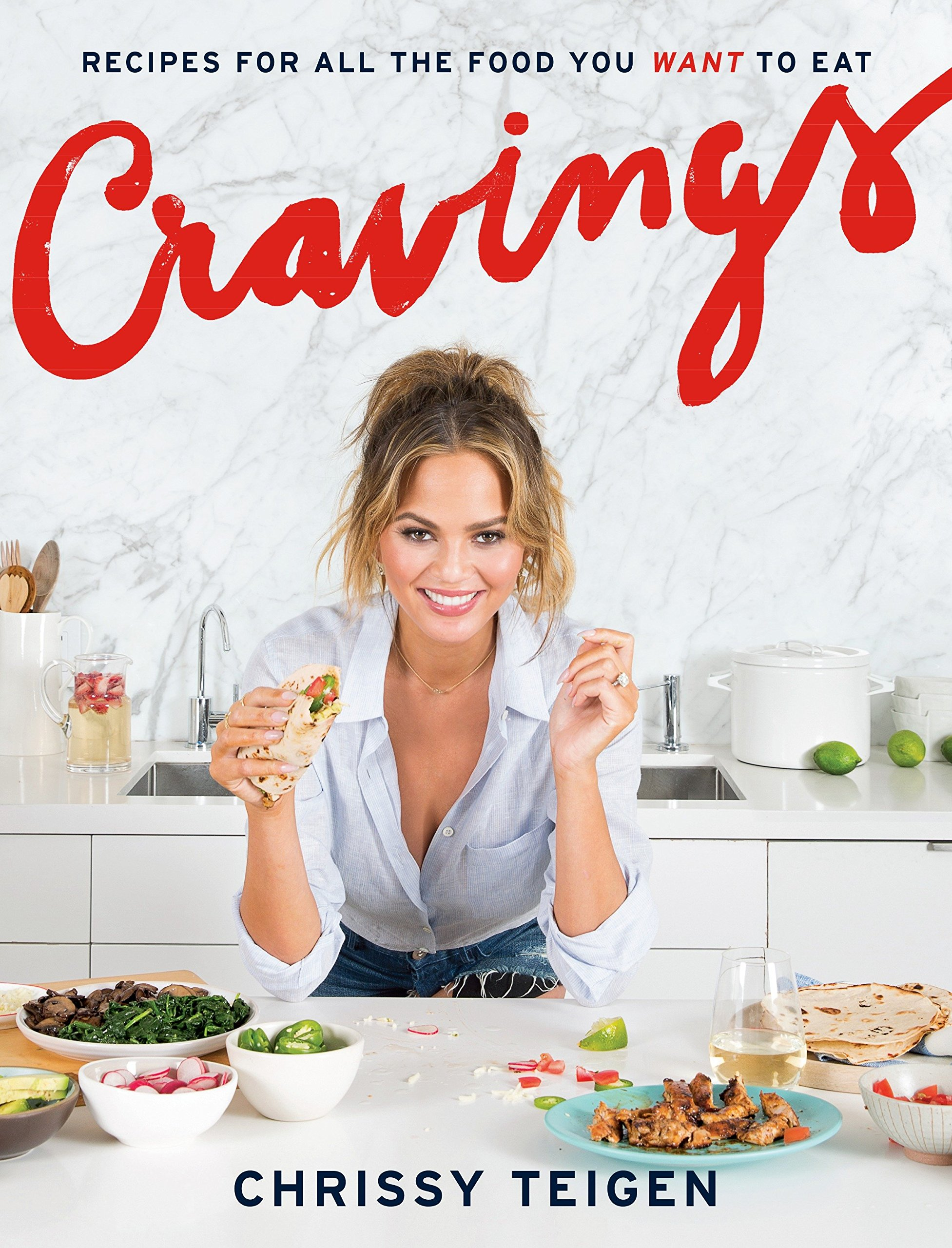 Image result for cravings chrissy teigen
