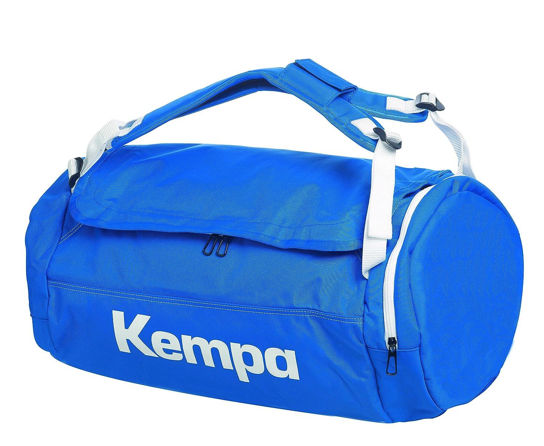 Kempa K-Line Bag Bolso de Gimnasio, 45 cm, 40 litros, Azul Royal/Blanco 200488703