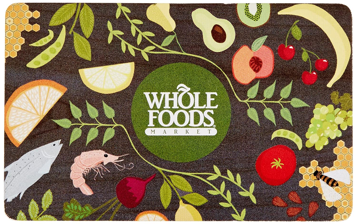 In a Gift Box Whole Foods Market Gift Card