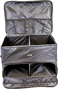 JEF WORLD OF GOLF Single/Double Layer Trunk Locker