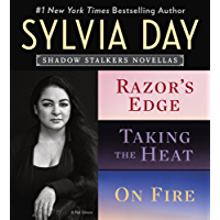 Sylvia Day Shadow Stalkers E-Bundle: Razor's Edge, Taking the Heat, On Fire (English Edition)