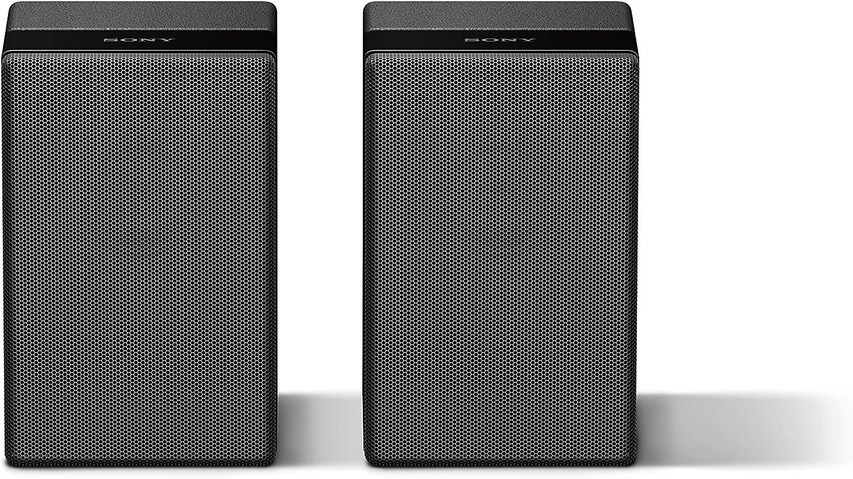 Sony SA-Z9R - Pack de 2 altavoces traseros inalámbricos (amplificador S-Master, 50 W por canal), color negro
