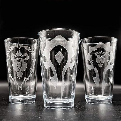 World of Warcraft Glasses