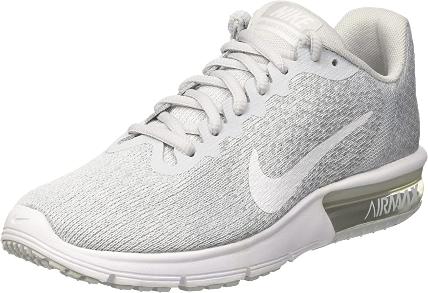 Italia Nike Air Max Sequent 2 Neutral Scarpe da corsa Pure