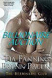 Billionaire Auction (The Billionaire Club Book 2)