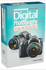 Scott Kelby's Digital Photography Boxed Set, Parts 1, 2, 3, 4, and 5 Paperback