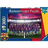Ravensburger 12897-300 bitar XXL Barnpussel från 9 år - FC Barcelona - Säsong 2019-2020 - en rolig aktivitet för…