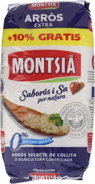 Montsià Arròs Extra - 1000 gr: Amazon.es: Amazon Pantry