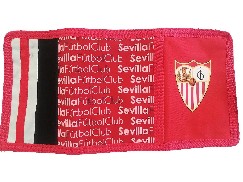 Billetera Sevilla F.C Cartera Monedero Hombre Mujer Niño ...