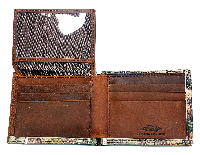 Custom New Badger Crosss and Berries Long Checkbook Realtree AP Camo Wallet