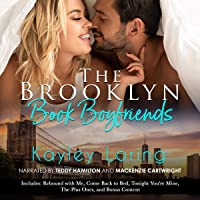 The Brooklyn Book Boyfriends: A Collection: The Brooklyn Book Boyfriends, Books 1-4