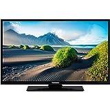 Telefunken XH32D401D 81 cm (32 Zoll) Fernseher (HD ready, Smart TV, Triple Tuner, DVD Player)Schwarz