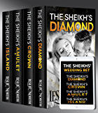 The Sheikh's Wedding Bet: The Complete Series