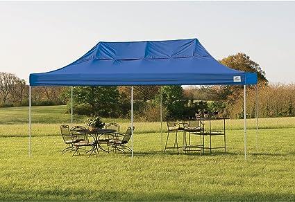 ShelterLogic Pop-up Canopy – 10 pies x 20 pies., truss Top, corte ...