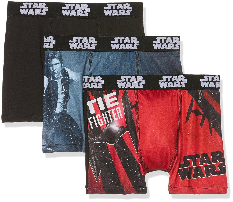 confezione da 3 Boxer Bambino Star Wars Packx3