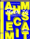 Saxon Math 76: An Incremental Development: Homeschool Packet (Including Suggestions for Course Planning, Facts Practice Answers, Textbook Answers, and Test Solutions)