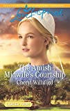 The Amish Midwife's Courtship (Love Inspired Large Print)