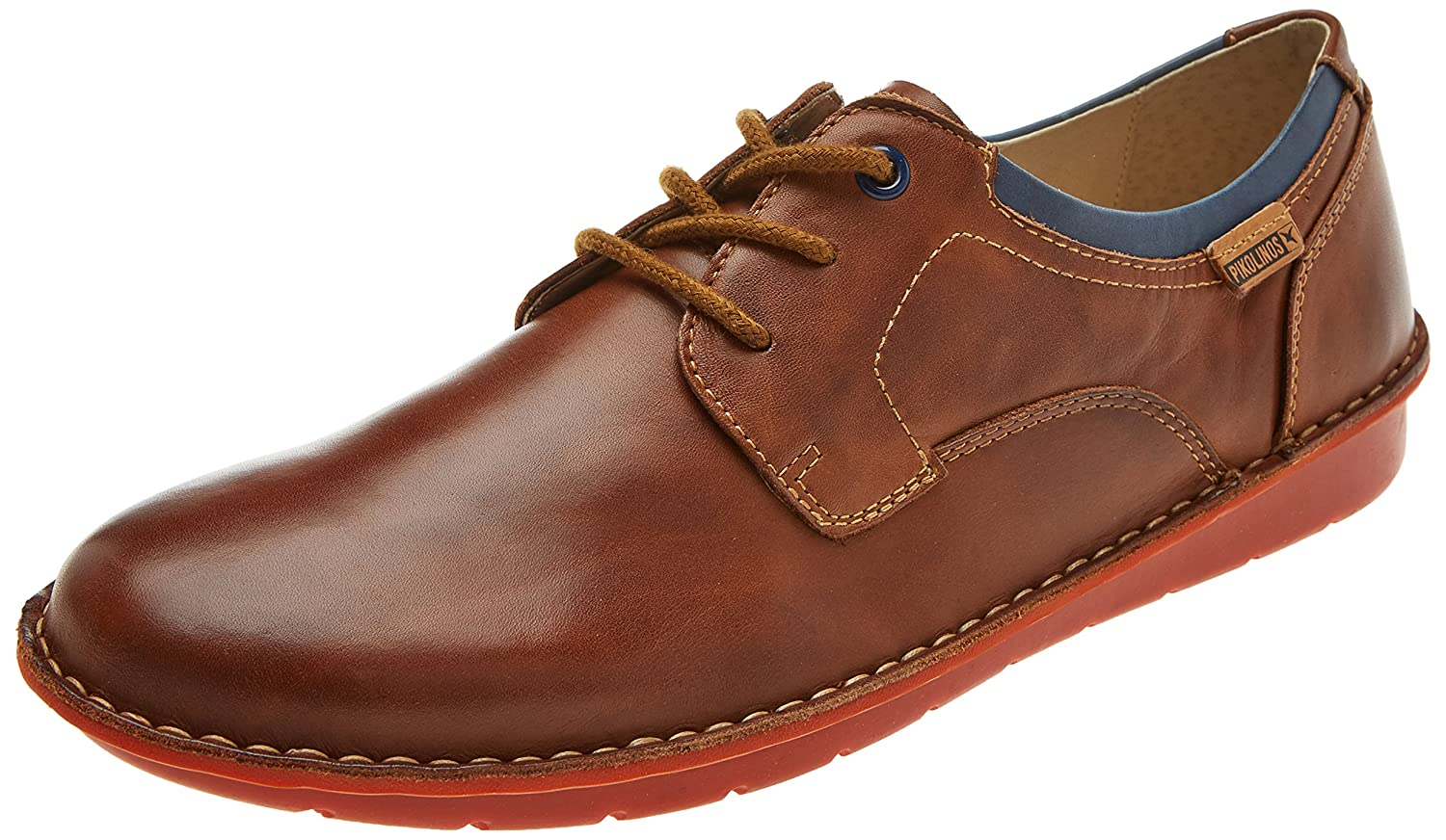 5afb484a572f Pikolinos Men s Santiago M7b Derbys Blue  Amazon.co.uk  Shoes   Bags